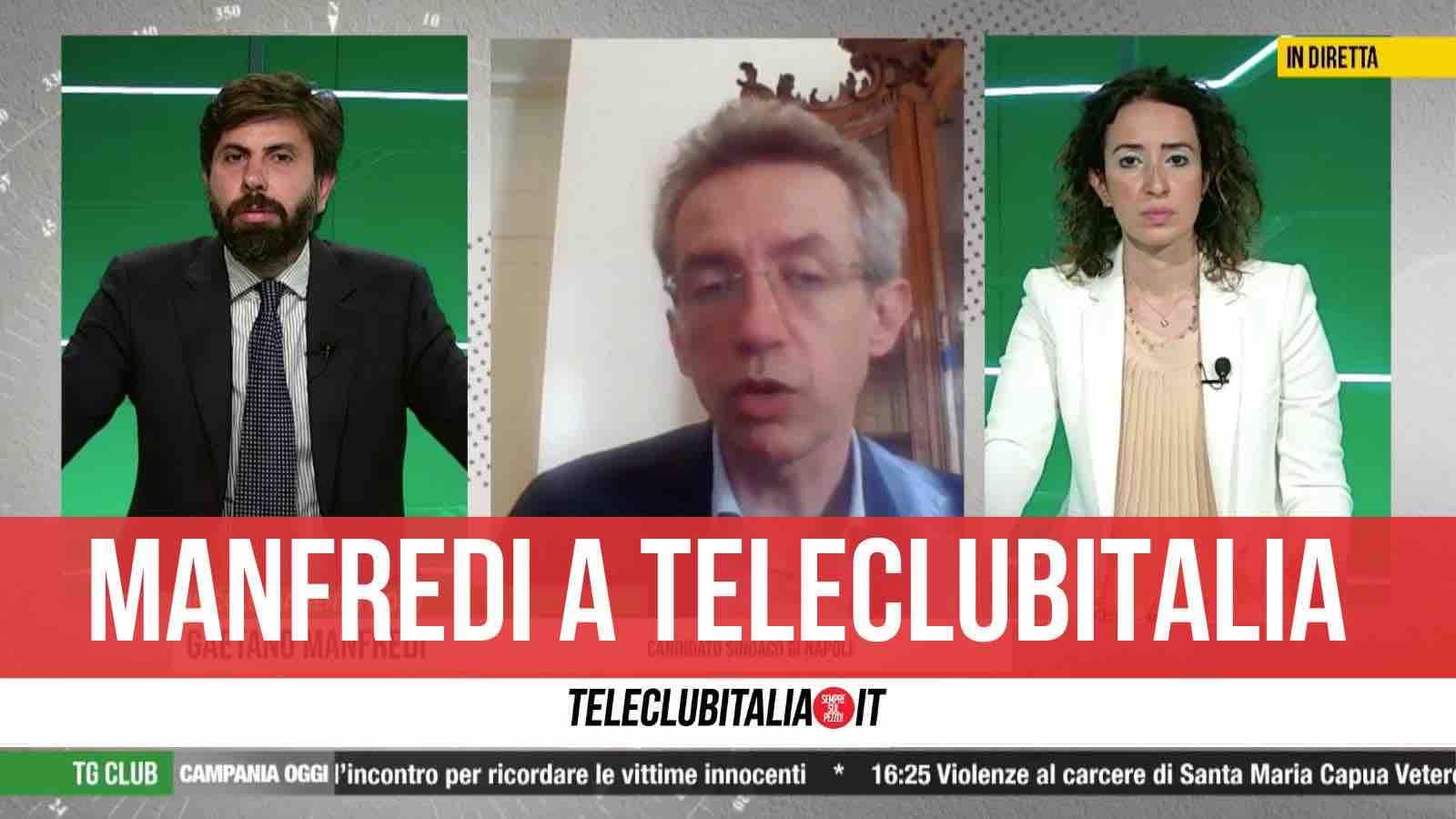 manfredi teleclubitalia
