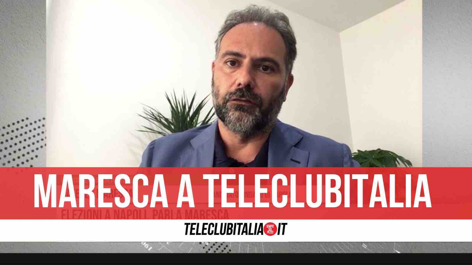 maresca ballottaggio teleclubitalia