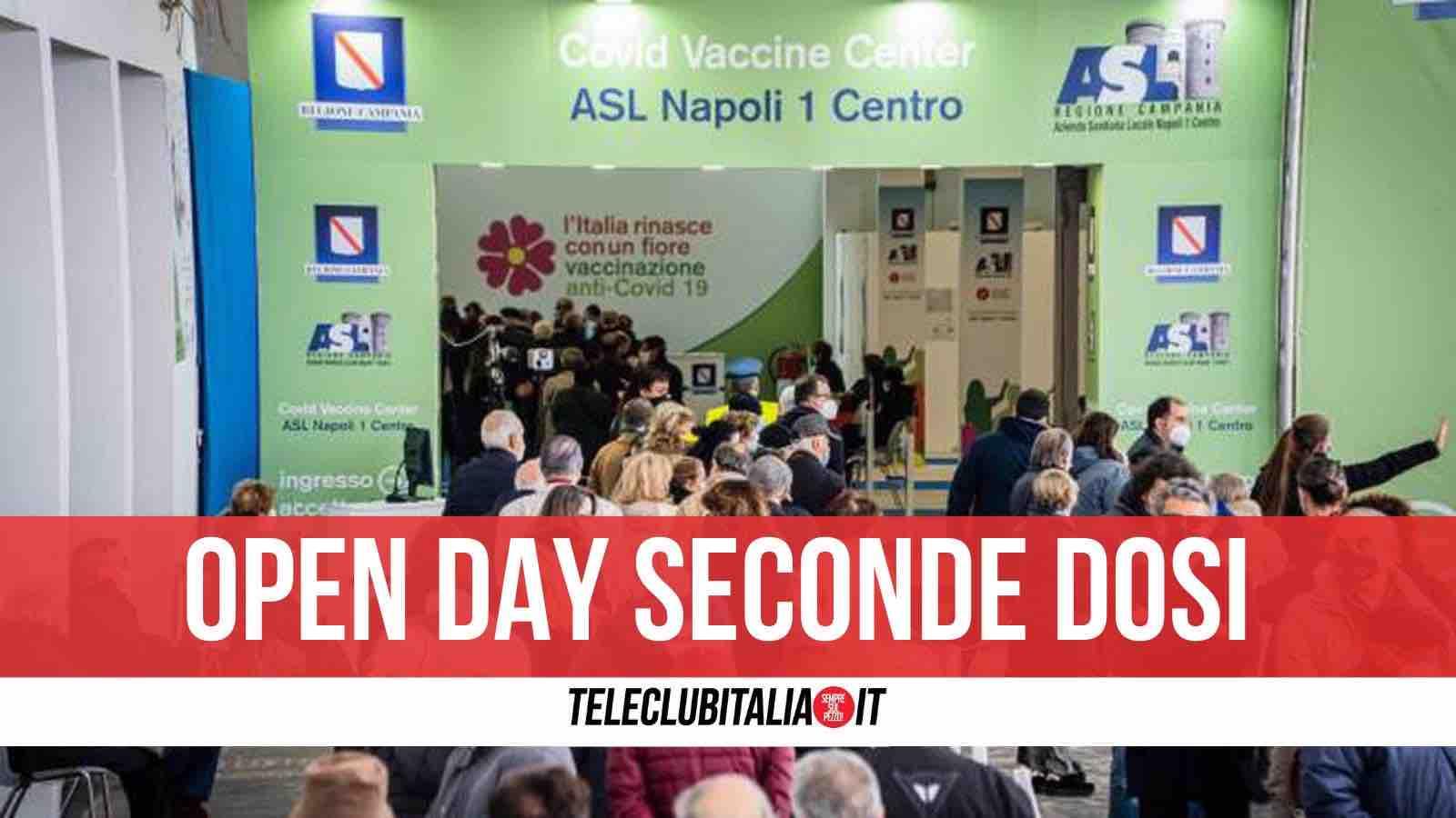 open day vaccini napoli