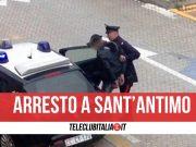 sant'antimo arresto evasione domiciliari