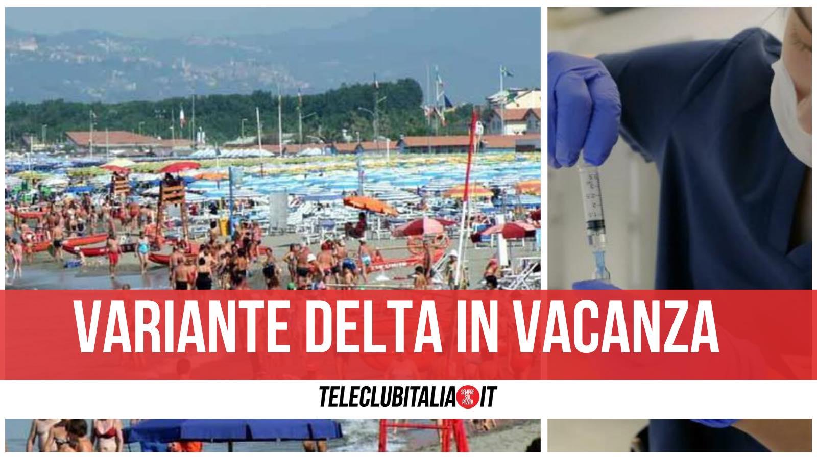 variante delta vacanza