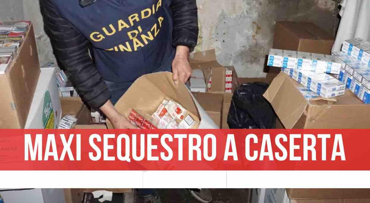 contrabbandieri reddito di cittadinanza caserta