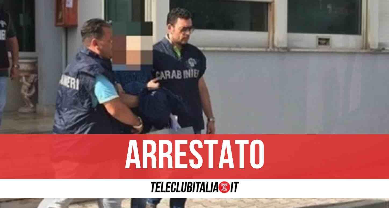 arresto giugliano carabinieri