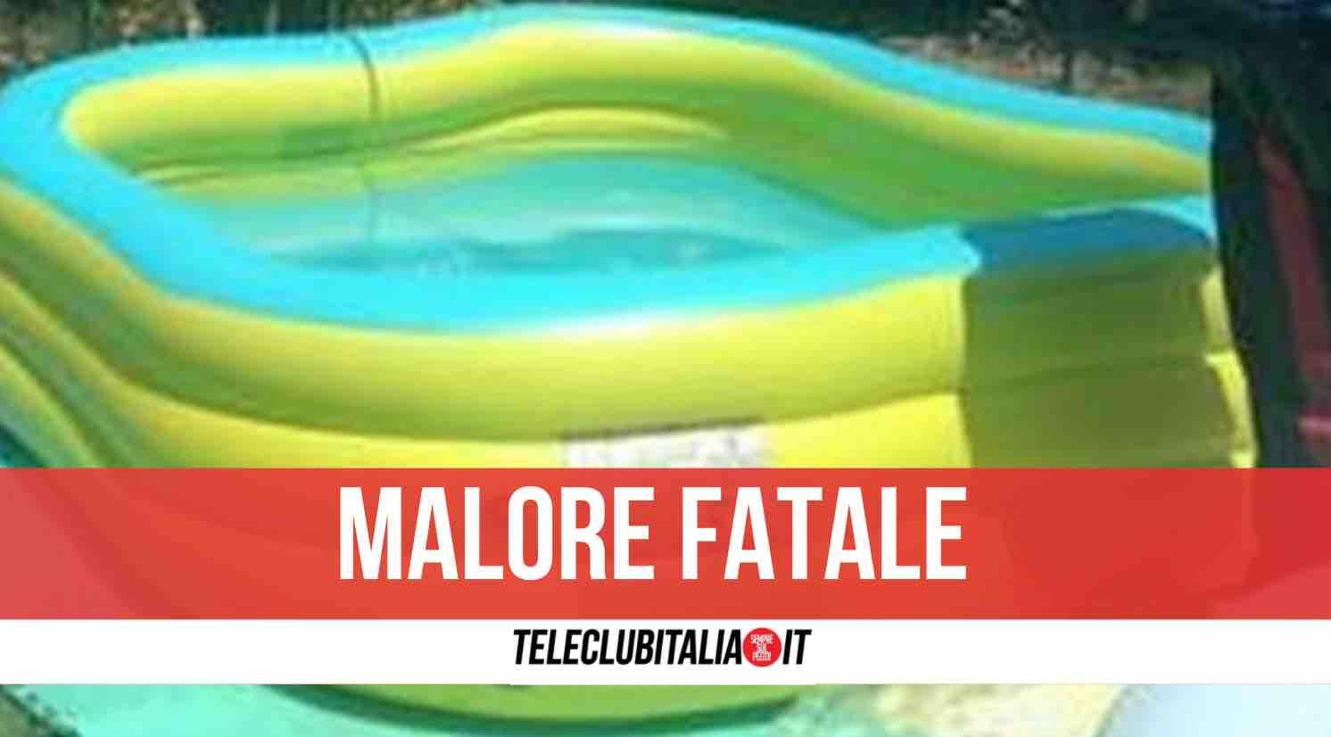 muore bimbo 10 anni in piscina