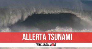 terremoto allerta tsunami