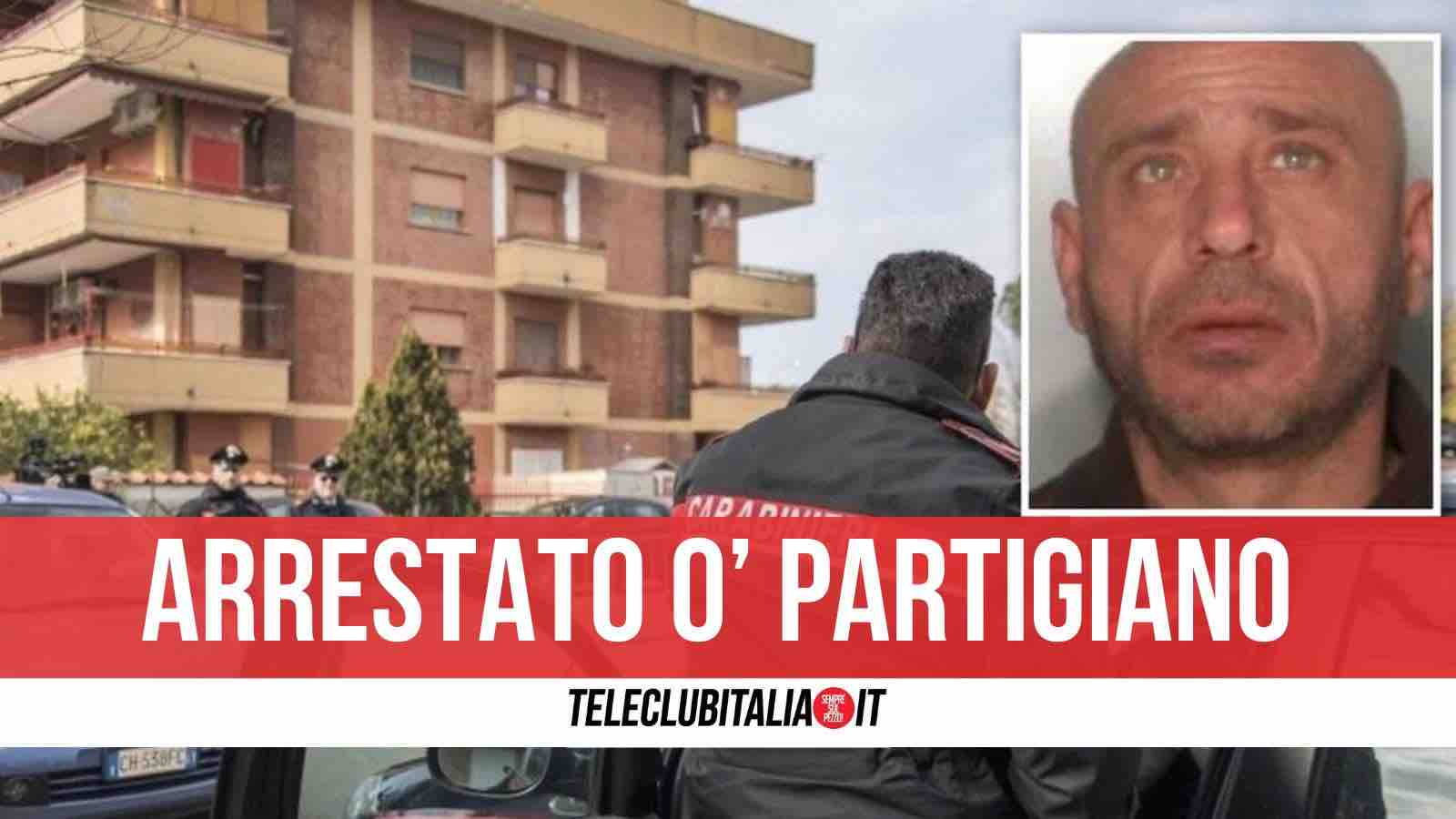 arresto pasquale granata partigiano