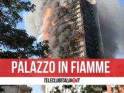 incendio milano