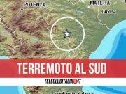 matera terremoto oggi 14 agosto