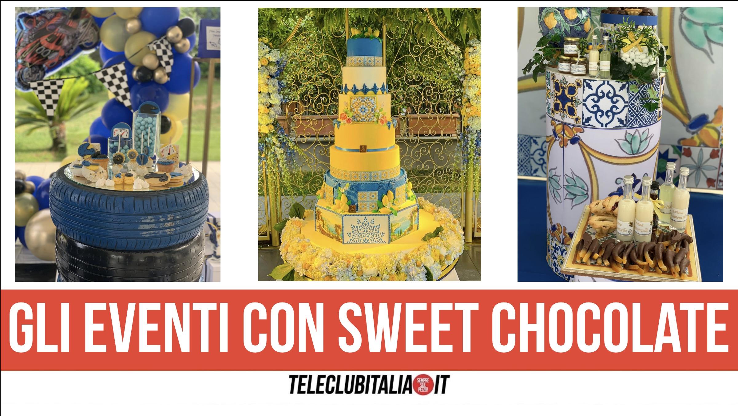 sweet chocolate giugliano pastry chef maria de vito pasticceria eventi planner2
