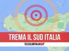 terremoto sicilia 31 agosto