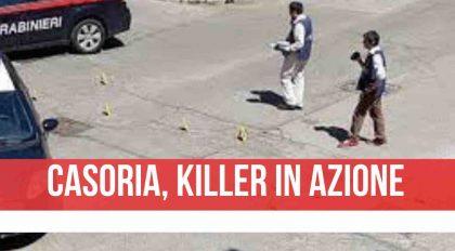Casoria, sparatoria davanti al cimitero: 31enne in fin di vita