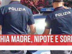 arresti napoli polizia