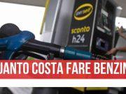aumento benzina prezzi
