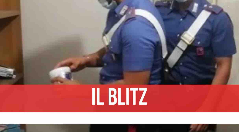 droga arresti carabinieri