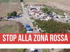 giugliano campo rom zona rossa