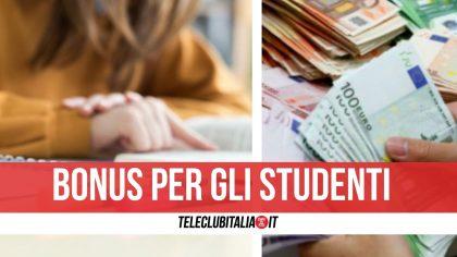 Bonus Inps per gli studenti fino a 1300 euro: a chi spetta e come fare domanda
