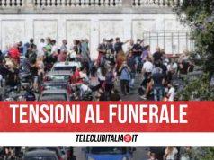 funerali samuele gargiulo napoli