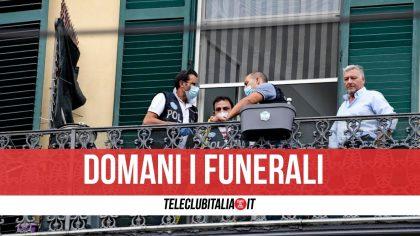 Napoli, bimbo ucciso dal domestico: domani i funerali a Napoli