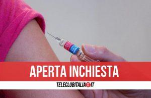 vaccino morta ragazzina ruffano lecce