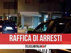 campania arresti carabinieri camorra