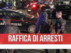 droga arresti carabinieri santa maria capua vetere