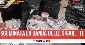 blitz carabinieri finanza 17 arresti