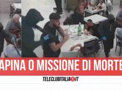 rapina casavatore indagini carabinieri
