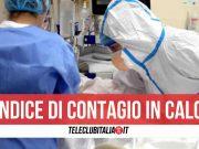 campania coronavirus bollettino 21 ottobre