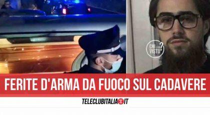 Caivano, Antonio ucciso a colpi di pistola: lunedì l'autopsia al Policlinico