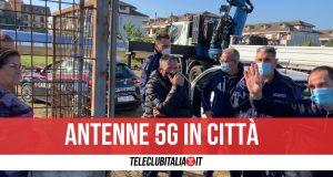 antenna 5g giugliano