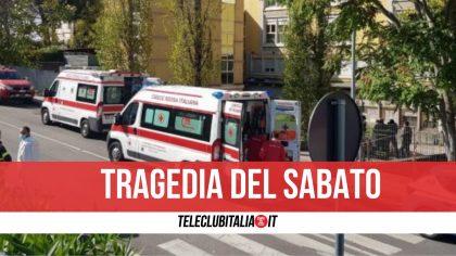 Benevento, torna tardi a casa: si spara colpo alla testa dopo litigio con i genitori