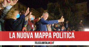 elezioni campania partiti risultati