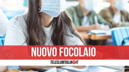 Cesa, focolaio in classe: sindaco chiude due scuole