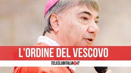 """Napoli, l'Arcivescovo Battaglia contro i preti no vax: """"Fate tampone prima di andare in Chiesa"""""""