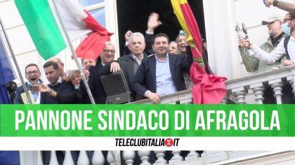 """Afragola, il nuovo sindaco è Pannone. Giustino: """"Ci inchiniamo alla democrazia"""""""