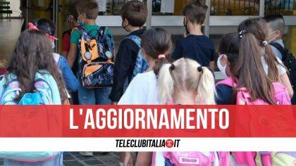 Focolaio in una scuola a Qualiano, altri 9 bambini positivi al Coronavirus